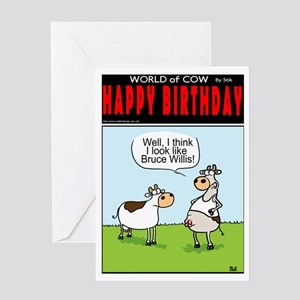 Yippee Ki-YAY HAPPY BIRTHDAY!Greeting Card