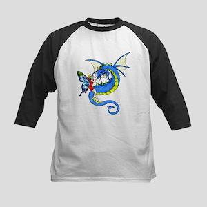 Dragon Tamer Kids Baseball Jersey