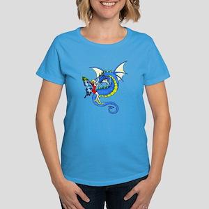 Dragon Tamer Women's Dark T-Shirt