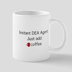 DEA Agent Mug