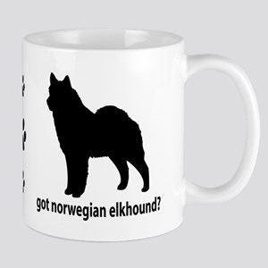 Got Norwegian Elkhound? Mug