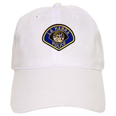 La Habra Police Baseball Cap
