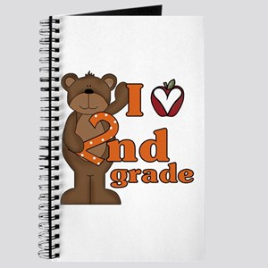 Loves 2nd Grade Journal