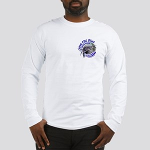 """""""Save the Blue"""" Long Sleeve T-Shirt"""
