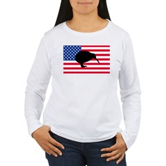 U.S. Kiwi Flag T-Shirt