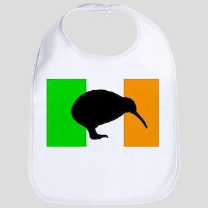 Irish Flag Kiwi Bib