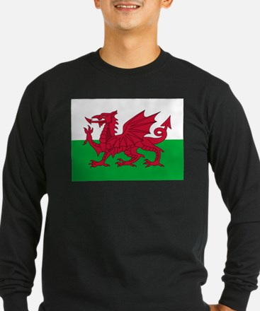 Welsh flag of Wales T