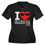 I Love Orlando USA Plus Size T-Shirt