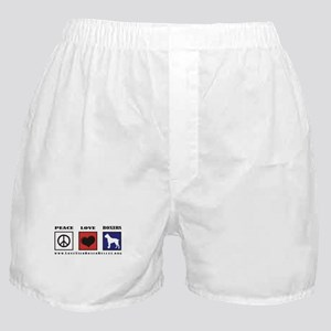 Peace Love Boxers - Lone Star Boxer Shorts
