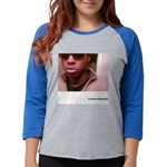 Luciano Illuminati album Womens Baseball Tee