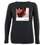 Luciano Illuminati album Plus Size Long Sleeve Tee