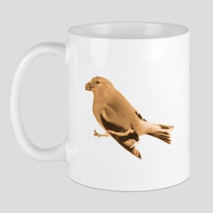 Antiqued American Goldfinch Mug