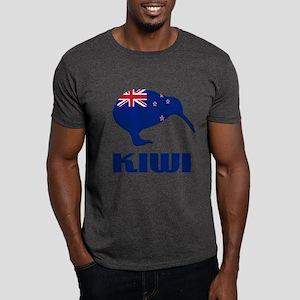 New Zealand Kiwi Dark T-Shirt