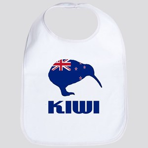 New Zealand Kiwi Bib