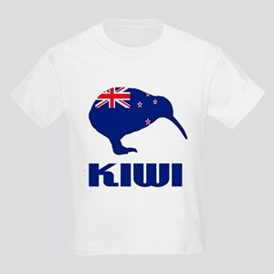 New Zealand Kiwi Kids Light T-Shirt