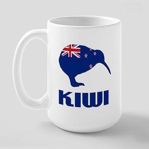 New Zealand Kiwi Large Mug