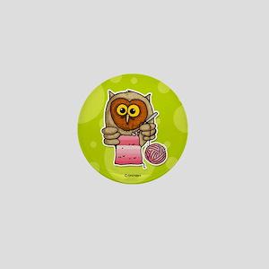 Hooooked Mini Button