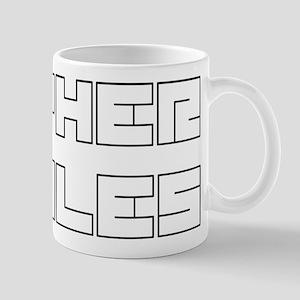 CyhperStyles Block Mug