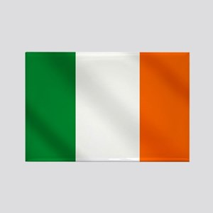 Irish flag of Ireland Rectangle Magnet