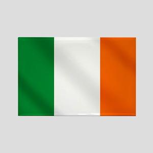 Irish flag of Ireland Rectangle Magnet