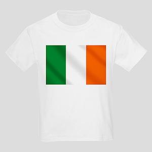 Irish flag of Ireland Kids Light T-Shirt