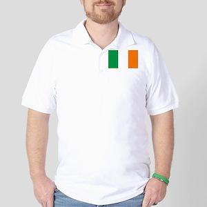 Irish flag of Ireland Golf Shirt