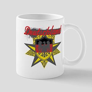 Deutschland Star Mug