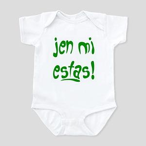 Here I Am! Infant Bodysuit