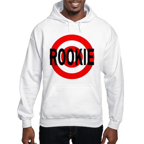 ROOKIE Target Hooded Sweatshirt