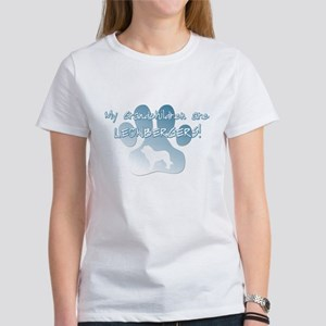 Leonberger Grandchildren Women's T-Shirt