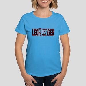 Hidden Leonberger Women's Dark T-Shirt