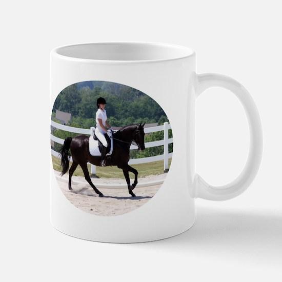 Dressage canter Mug