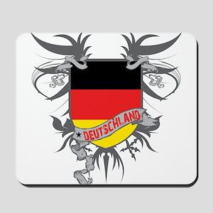 Deutschland Winged Mousepad