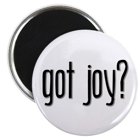 "Got Joy? 2.25"" Magnet (100 pack)"