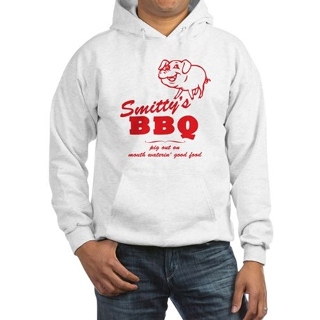 Smitty's BBQ Hooded Sweatshirt