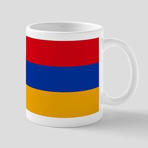 Flag of Armenia 11 oz Ceramic Mug