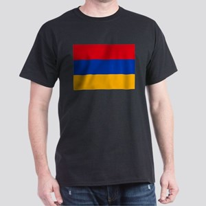 Flag of Armenia Dark T-Shirt