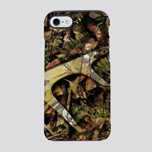 Rustic camouflage iPhone 8/7 Tough Case
