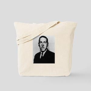 H.P. Lovecraft Tote Bag