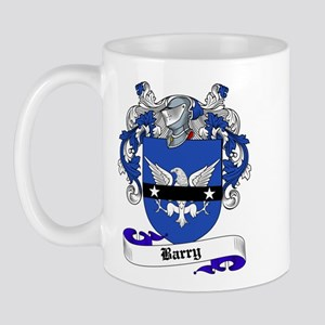 Barry Family Crest Mug