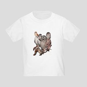 Owls of the Northeast T-Shirt