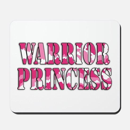 Warrior Princess Mousepad