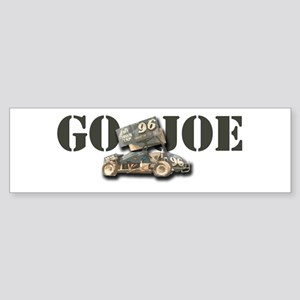 Go Joe Bumper Sticker