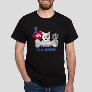 BULL TERRIER Cute Dog Gift Idea Funny Dogs T-Shirt