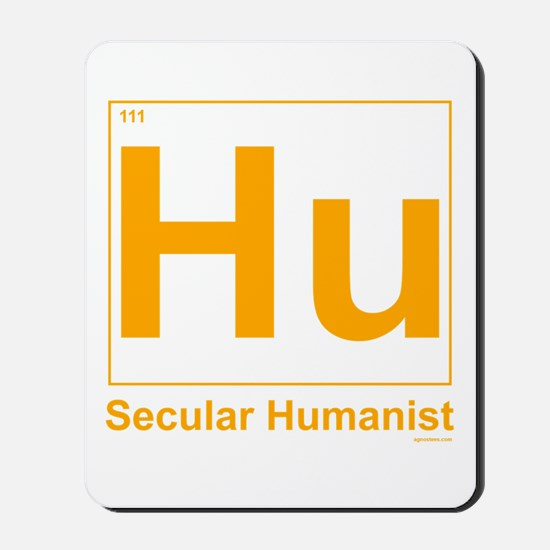 Secular Humanist Mousepad
