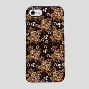 Copper Roses iPhone 8/7 Tough Case