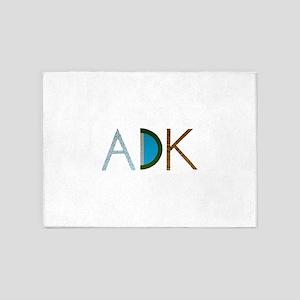 ADK 5'x7'Area Rug