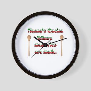 Made In Italy Wall Clocks - CafePress