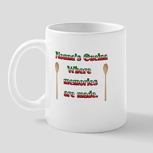 Nonna's (Italian Grandmother) Cucina Mug
