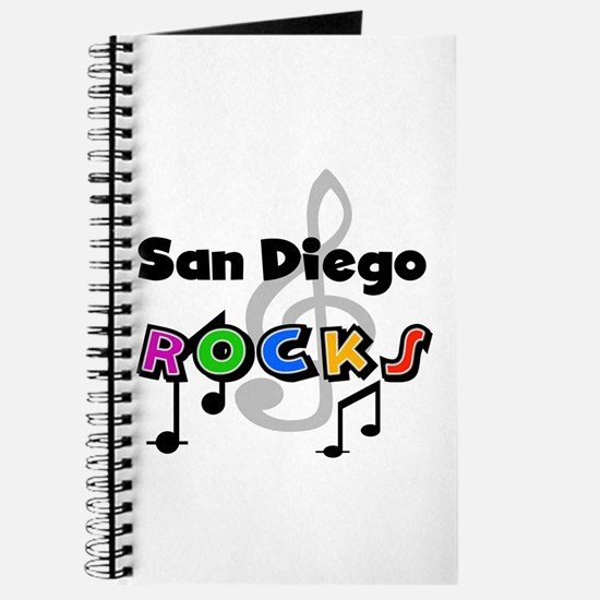 San Diego Rocks Journal